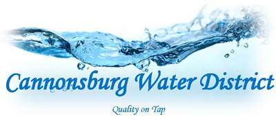 Cannonsburg Water District Logo